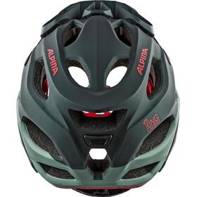 Alpina King Carapax Helmet seamoss